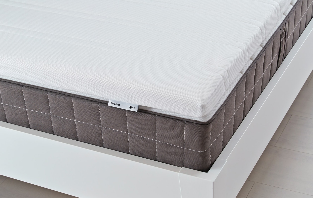 IKEA mattress toppers