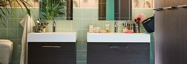 Salle de bains ikea - Ustensiles salle de bain ...