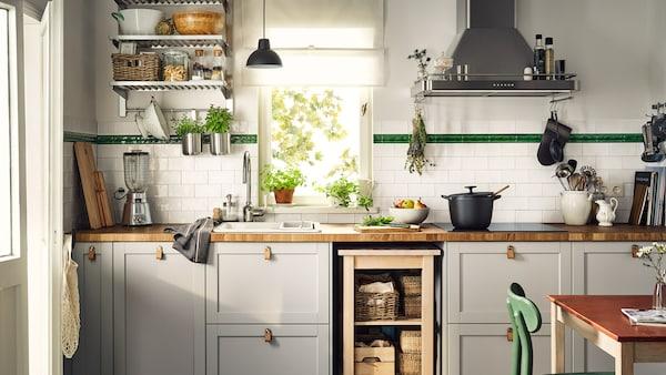 Mehr Nachhaltigkeit in der Küche