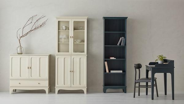 Serie de almacenaje de inspiración clásica LOMMARP IKEA