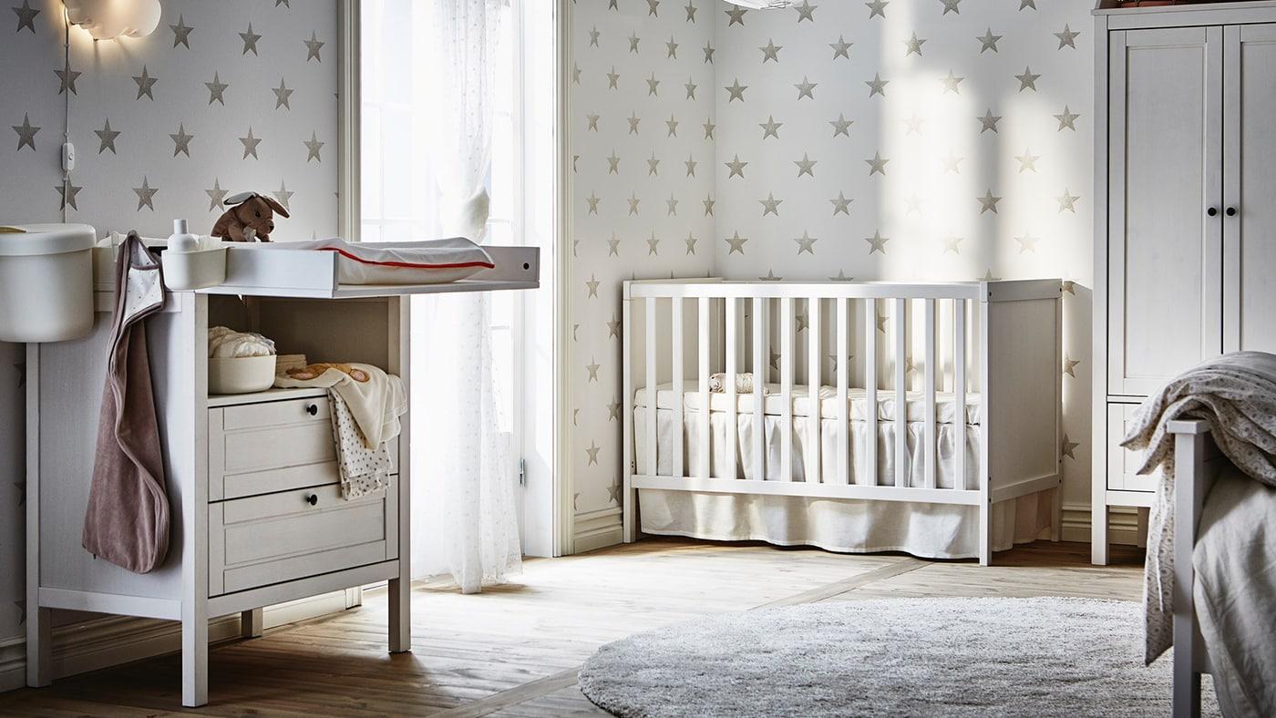 babyzimmer kinderzimmerm bel online bestellen ikea. Black Bedroom Furniture Sets. Home Design Ideas