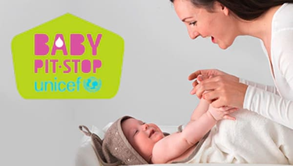 Baby pit stop unicef - IKEA