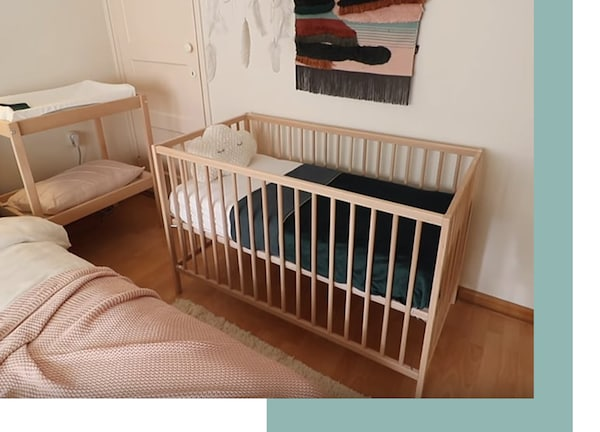 The Cutest Baby Room Ideas Ikea