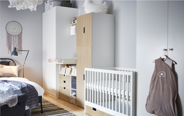 Baby im Elternschlafzimmer: entspannt schlafen - IKEA