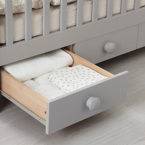 babykamer - GONATT babybedje - IKEA wooninspiratie