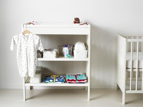 babykamer - GULLIVER commode - IKEA wooninspiratie