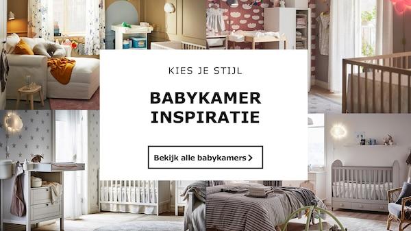Complete Aankleding Babykamer.Babykamer Alle Meubels Voor De Babykamer Ikea