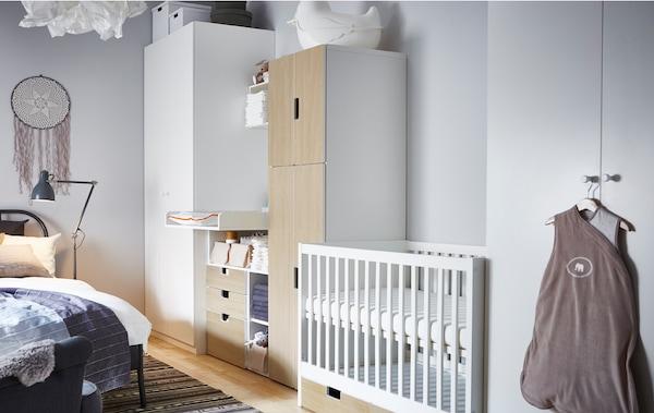 Babykamer Met Weinig Ruimte Ikea