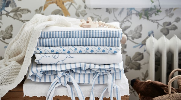 babytextiel babykamer