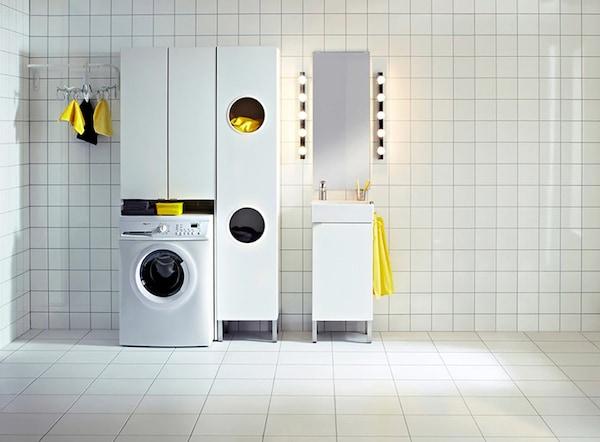 Mehr Ordnung in deinem Badezimmer & Waschraum - IKEA