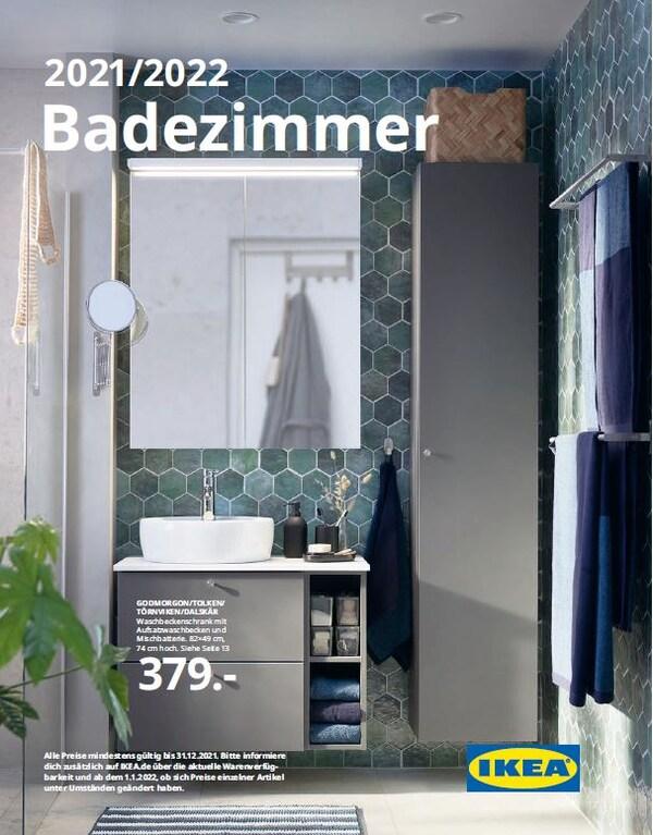 Badezimmerbroschüre 2022