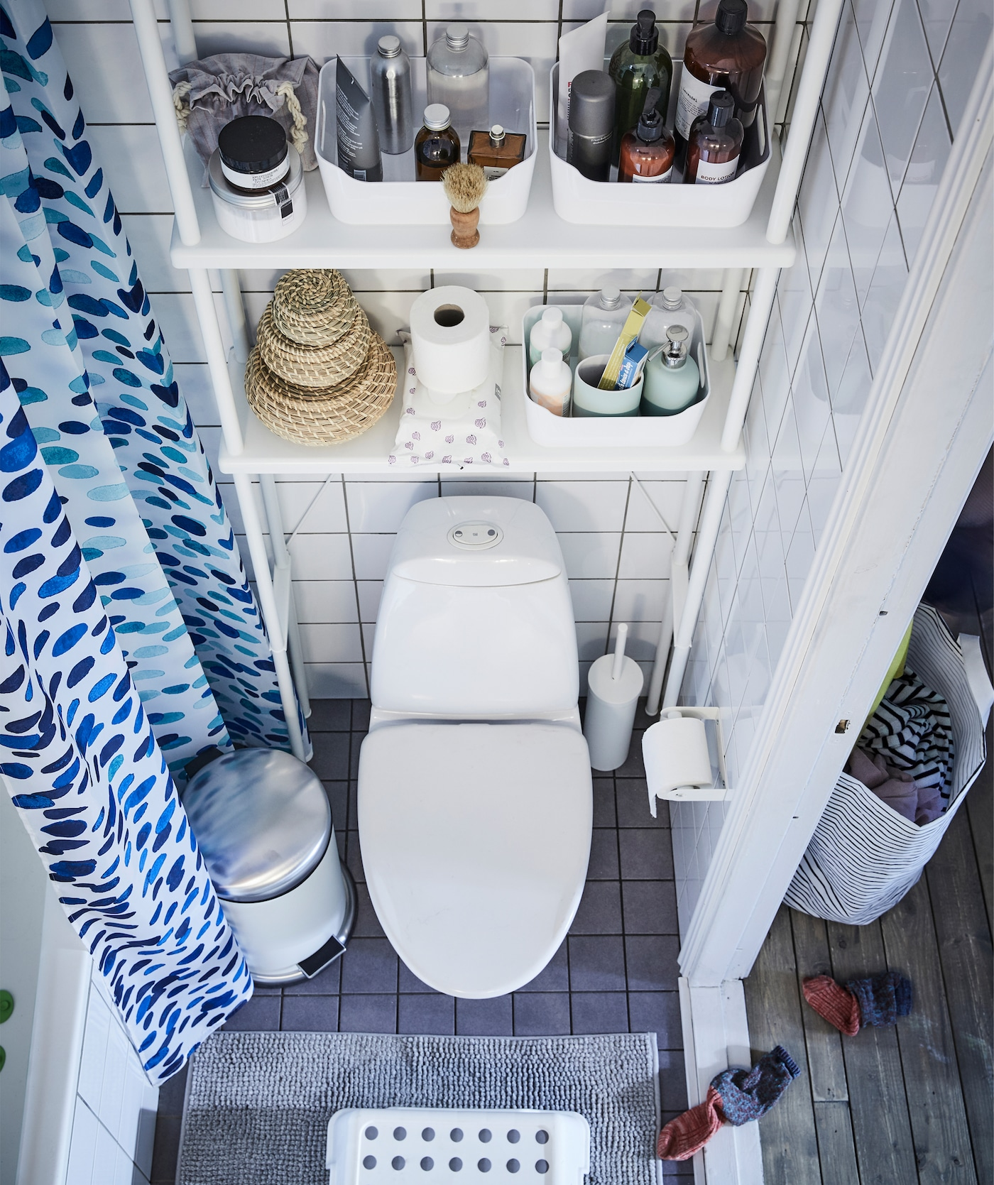 DYNAN Regal mit 2 Schränken weiß IKEA Österreich | Regal