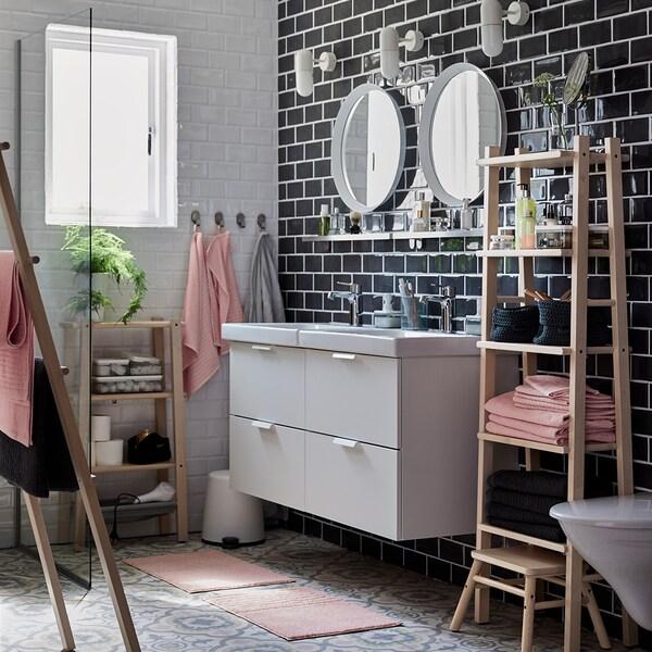 Badschränke & Badregale für Stauraum