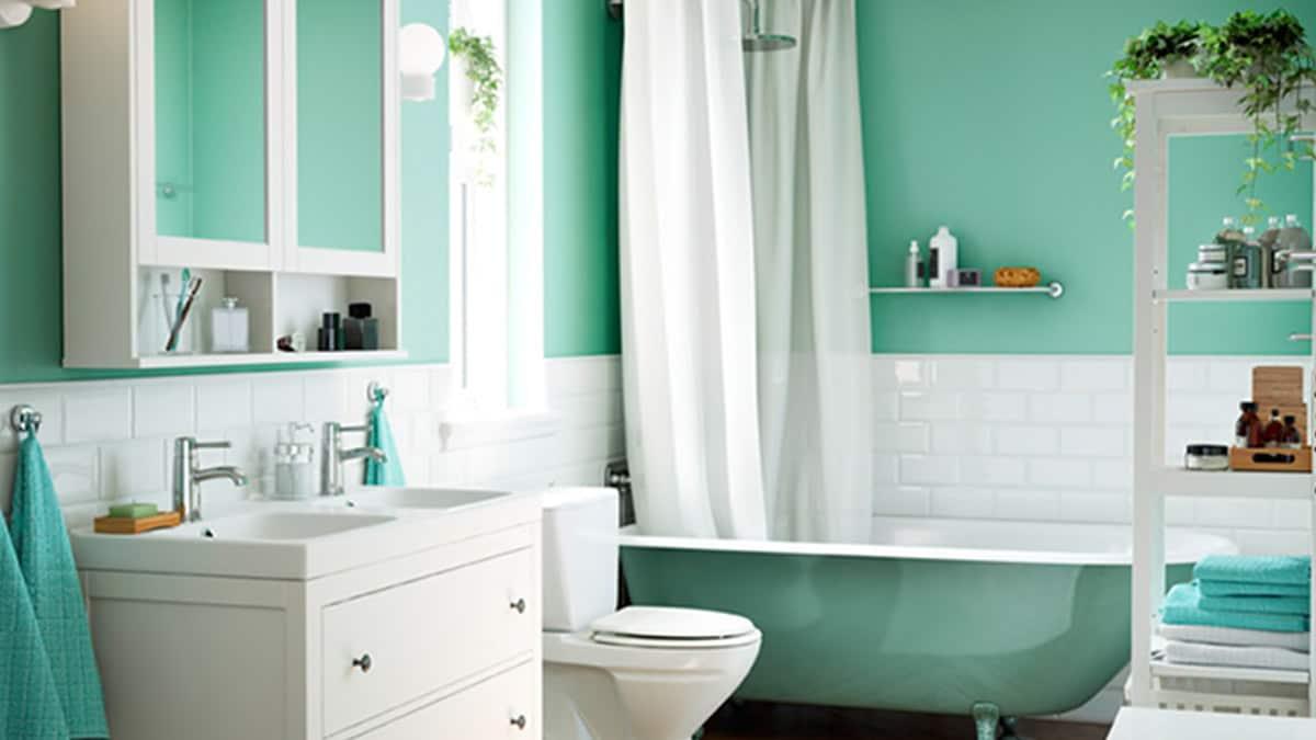 Arredo bagno mobile line da cm con lavabo