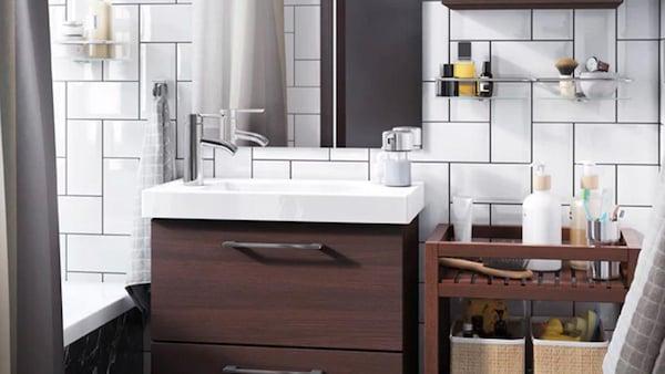Lasciati ispirare dai nostri bagni - IKEA