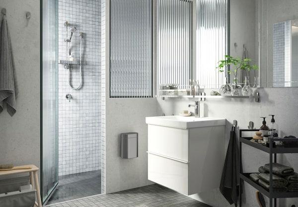 Bagno Accessori E Mobili Milano.Arredo Per Il Bagno E Mobili Lavabo Ikea
