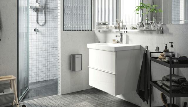 Immagini Relative A Bagni Moderni.Arredo Per Il Bagno E Mobili Lavabo Ikea