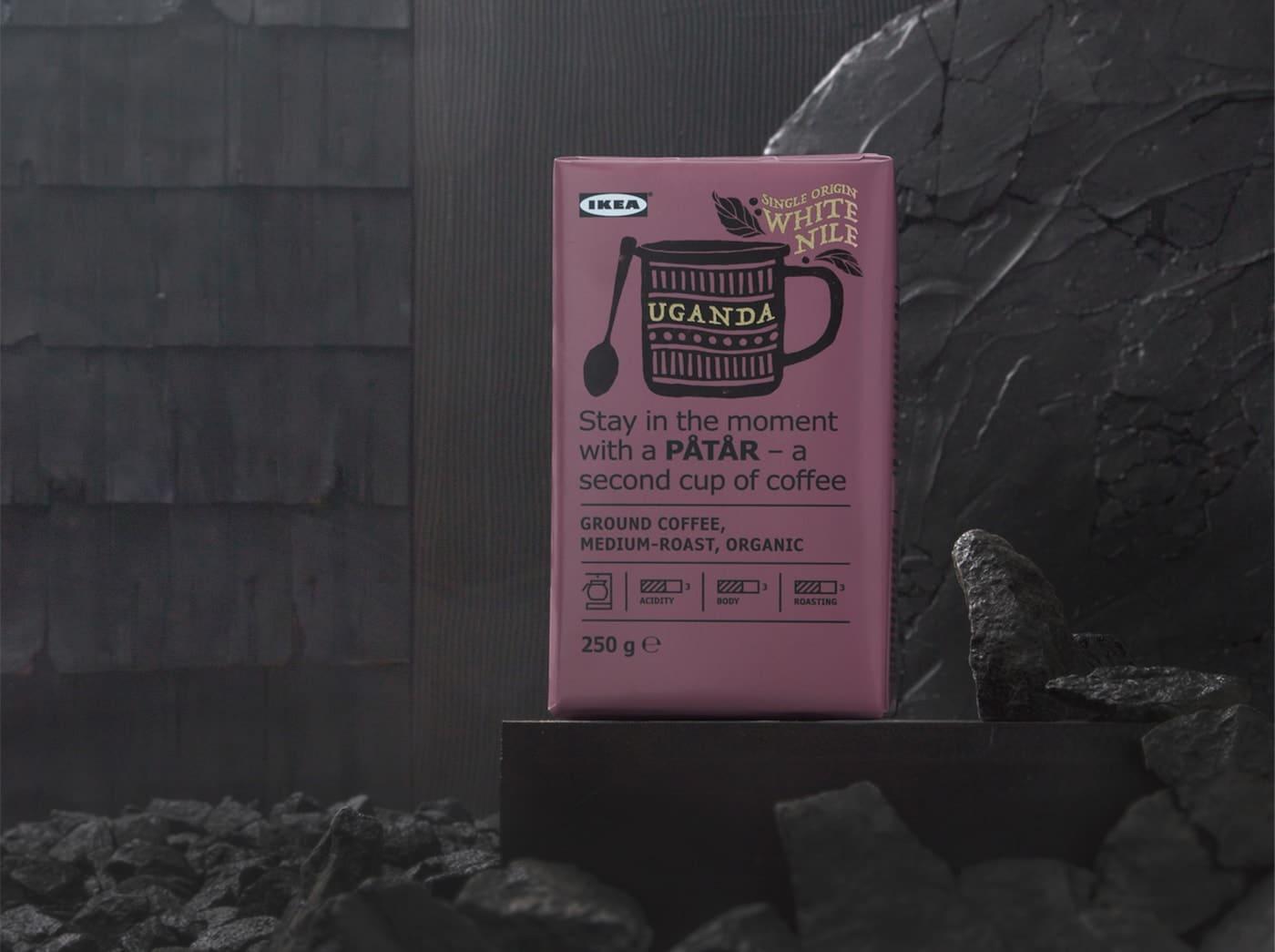 Balení kávy PÅTÅR, speciální edice, 100% Arabica