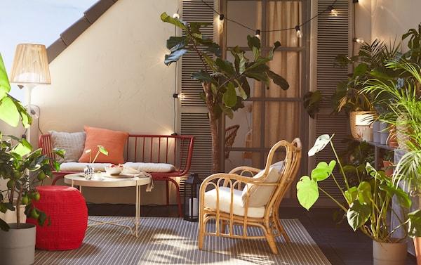 Venkovní (zahradní) nábytek - IKEA