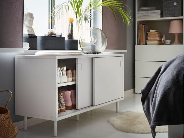 Crea Tu Propio Almacenaje Para El Dormitorio Ikea