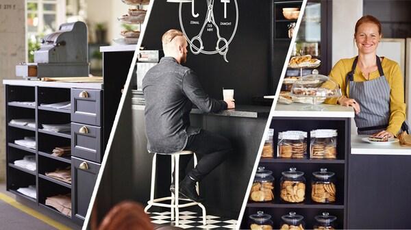 Banconi IKEA per il tuo business