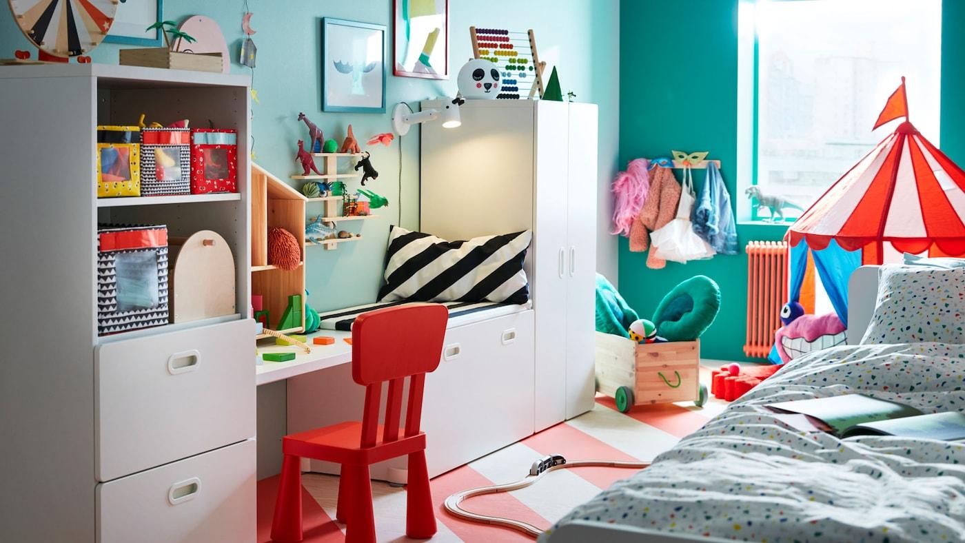 Fantastisk Barnerom - IKEA YT-98