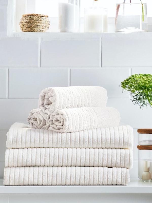 Bath textiles