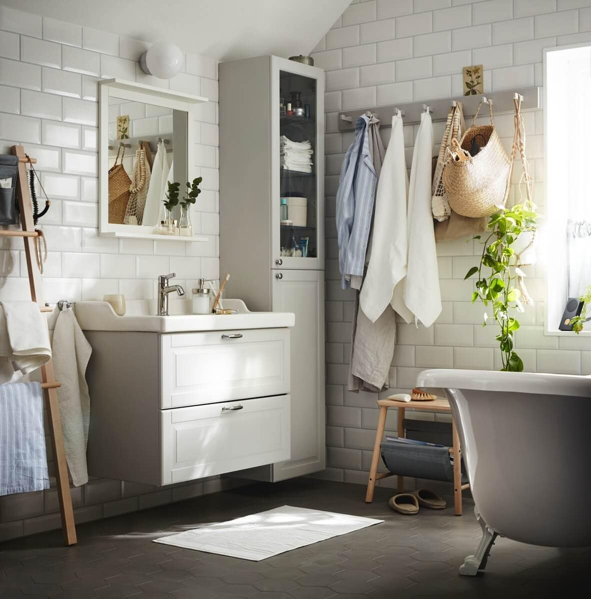 Ikea Bathroom