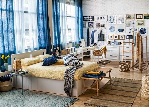 Camere Da Letto Per Ragazzi Ikea.Porta L Estate Nella Tua Camera Da Letto Ikea