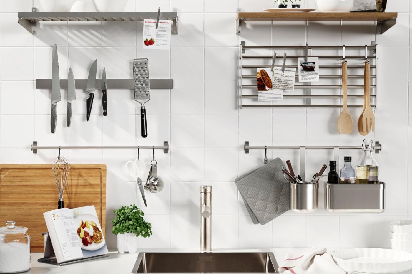 Kungsfors Kuchenregal Serie Ikea Deutschland