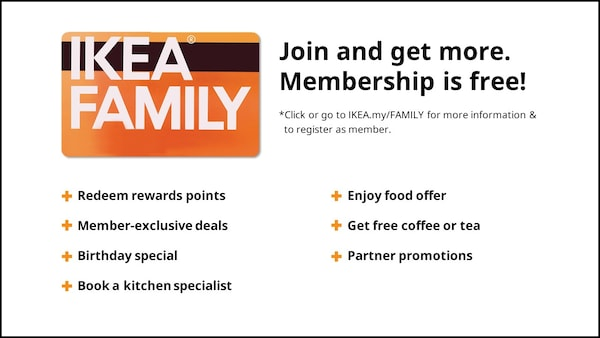 Be a member for free