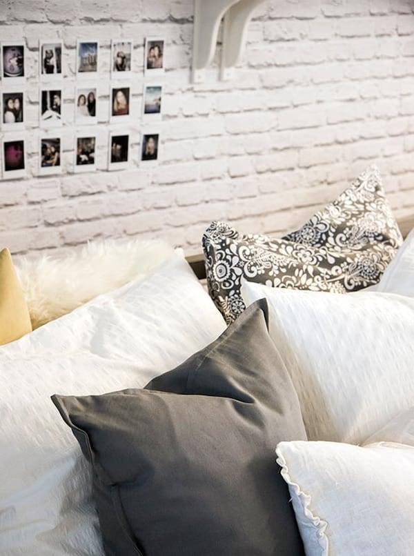 Bedroom for teenage girls — teen bedroom inspiration — IKEA interior inspiration