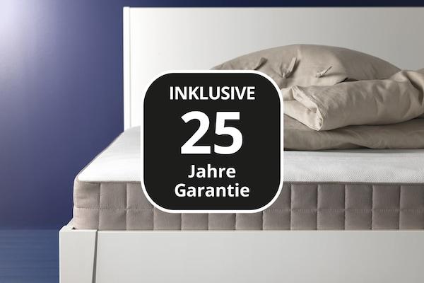 Bei IKEA erhältst du deine Matratze in verschiedenen Größen!