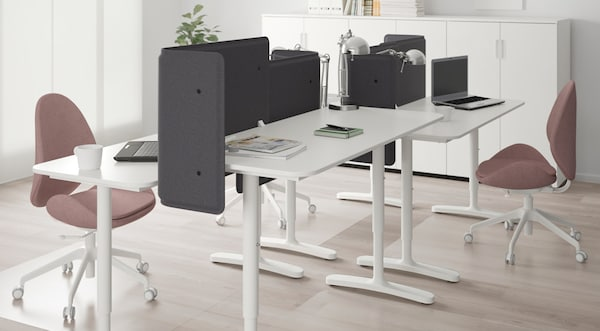 BEKANT desk office chair