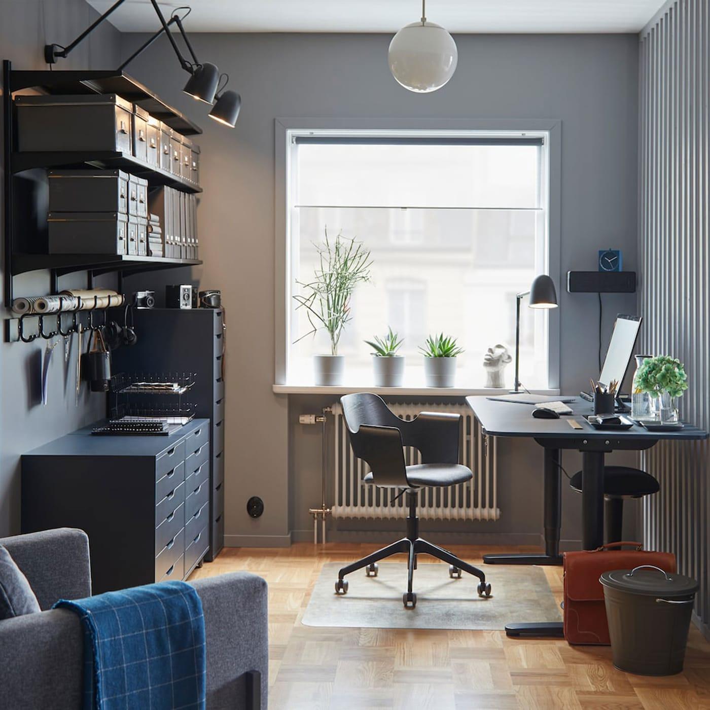 Ikea & Office Furniture   Home Office Ideas - IKEA