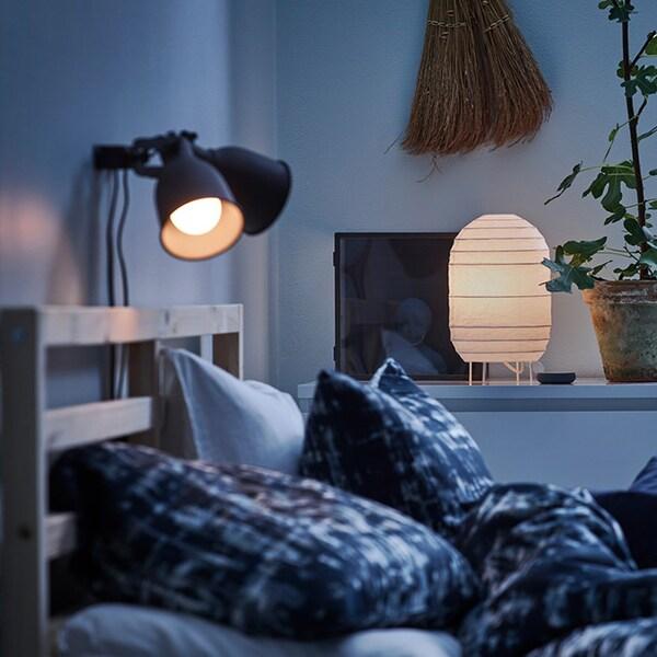 Beleuchtung fürs Schlafzimmer