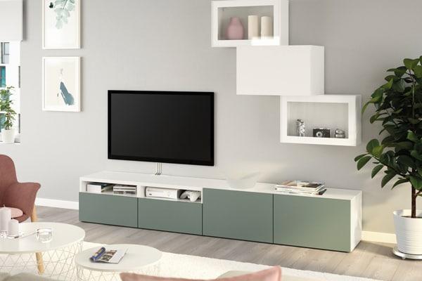 BESTA entertainment system