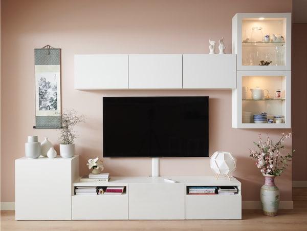 Salones ikea - Muebles television ikea ...