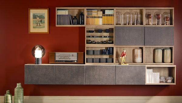 BESTÅ organizza la parete come vuoi - IKEA