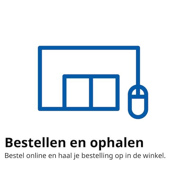 Bestelling ophalen IKEA Groningenq