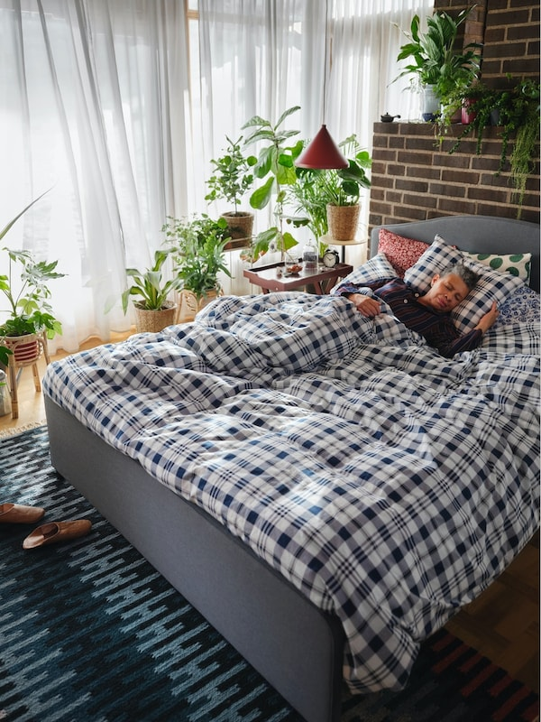 Betere lucht in je slaapkamer