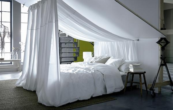 Dachschrage Einrichten Mehr Platz Zum Wohnen Ikea