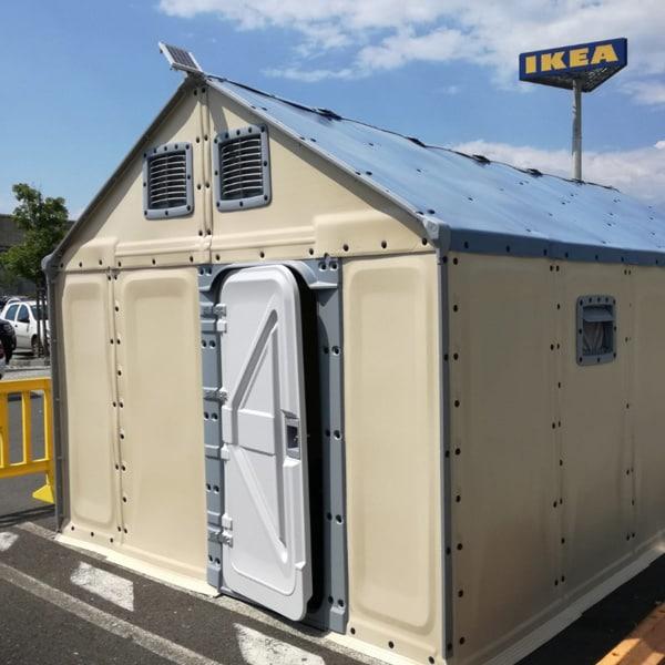 Better shelter - IKEA
