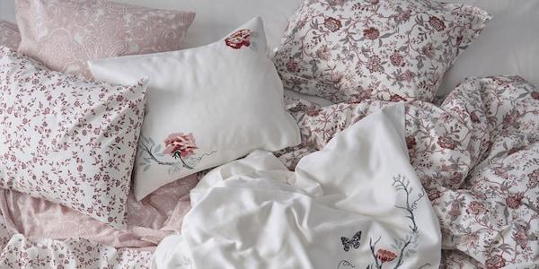 Bettwäsche bei IKEA