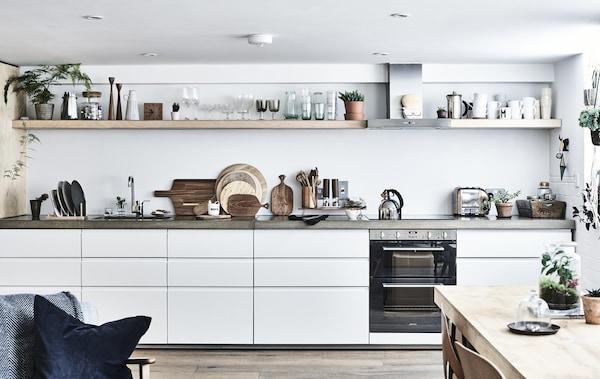 Wizyty W Domach Moja Zorganizowana Kuchnia Ikea
