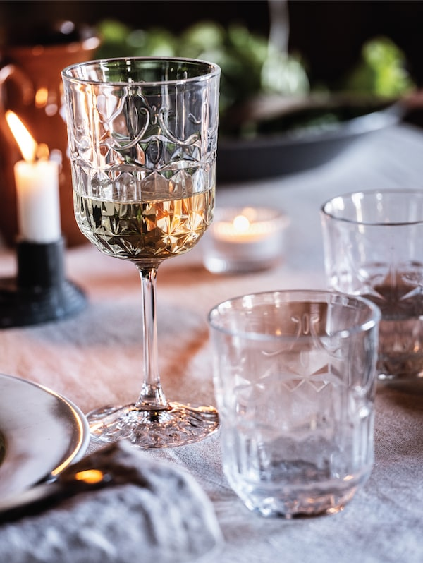 Bicchieri, brocche e caraffe - IKEA