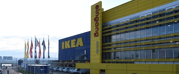 Bienvenue dans ton magasin IKEA Lyssach