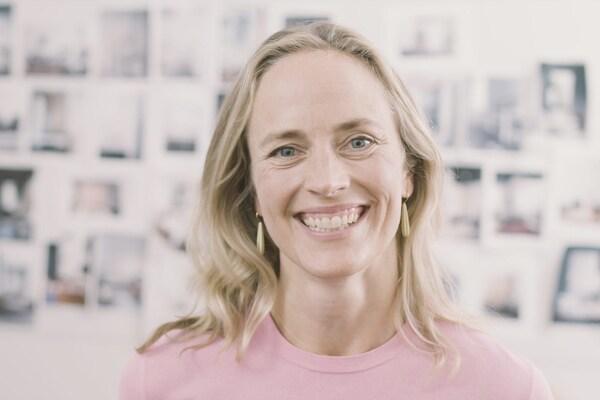 Bild på Malin Pettersson-Beckeman, IKEA kommunikationschef inom hållbarhet.