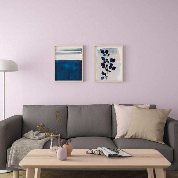 Bild, Verschneit, 40x50 cm