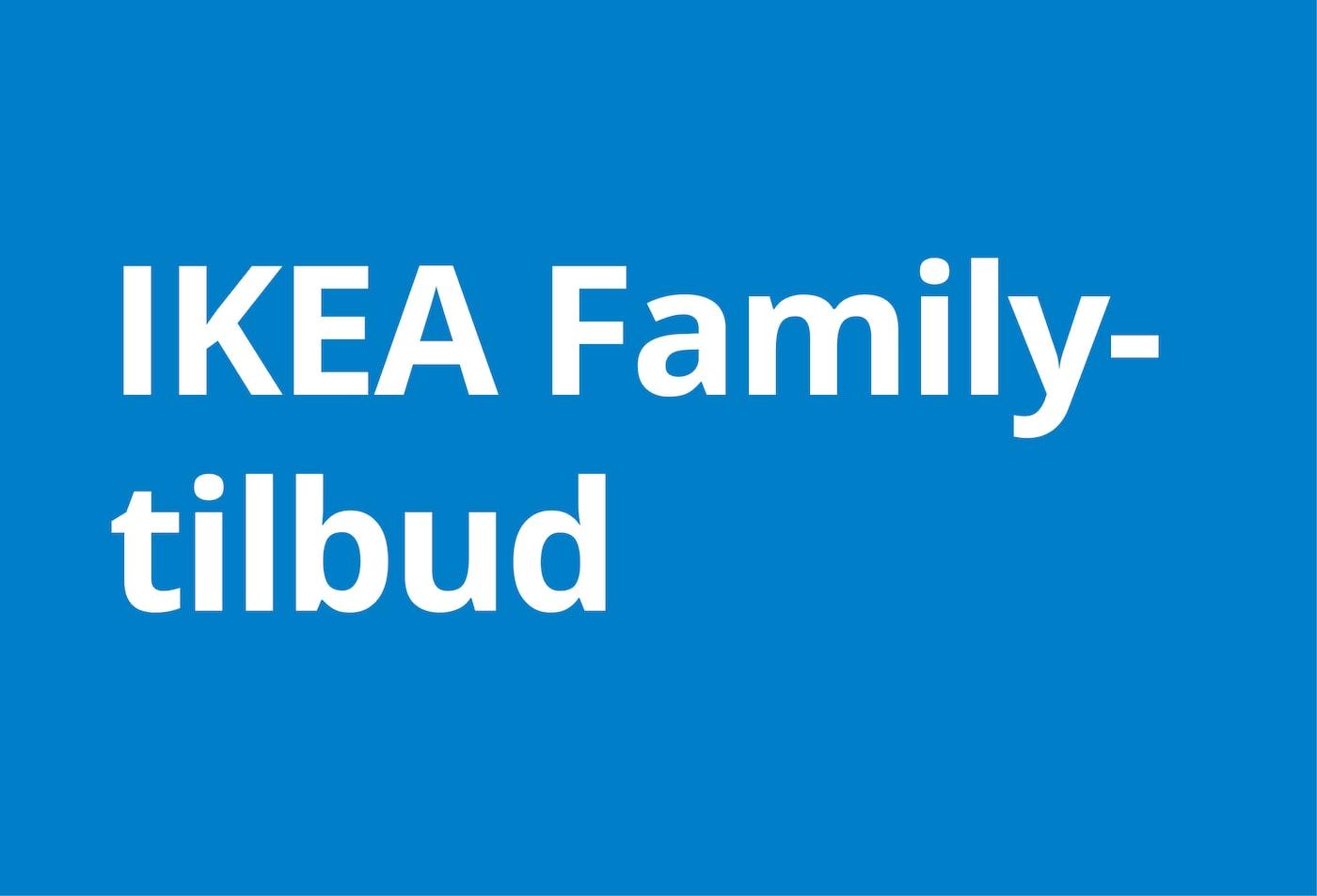 Tilbud på IKEA Åsane IKEA